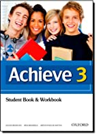 Achieve 3: Student Book by Sylvia Wheeldon