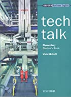 Tech Talk Elementary by Vicki Hollett
