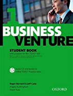 Business Venture: Student Book Pack…