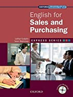 English for Sales & Purchasing [With CDROM]…