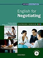 English for Negotiating Students Book &…