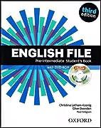 English File Pre-Intermediate: Workbook with…