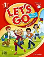 Let's Go 1 Student Book by Ritsuko Nakata