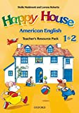 Maidment, Stella: American Happy House 2: Teacher's Resource Pack (Levels 1 and 2)