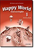 Maidment, Stella: American Happy World 1: Activity Book