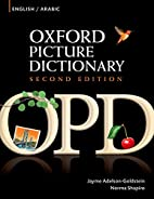 Oxford Picture Dictionary: English/Arabic by…