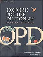 Oxford Picture Dictionary: English/Urdu by…