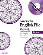American English File Starter Workbook with…