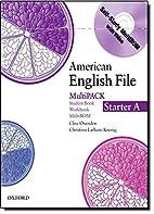 American English File Starter: Student…