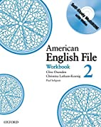 American English File Level 2: Workbook with…