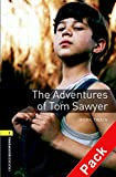 Twain, Mark: The Adventures of Tom Sawyer [With CD (Audio)] (Oxford Bookworms Library Classics: Stage 1)