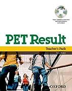 PET Result:: Teacher's Pack…