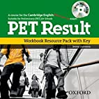 PET Result:: Printed Workbook Resource Pack…