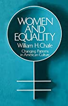 Women and Equality: Changing Patterns in…