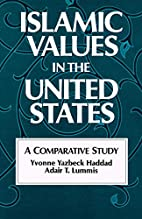 Islamic Values in the United States: A…