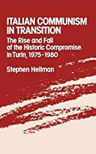 Italian Communism in transition : the rise…