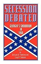 Secession Debated: Georgia's Showdown…