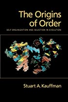 The Origins of Order: Self-Organization and…