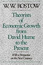Theorists of Economic Growth from David Hume…