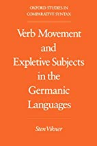 Verb Movement and Expletive Subjects in the…