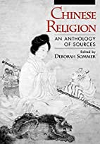 Chinese Religion: An Anthology of Sources by…