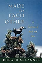 Made for Each Other: A Symbiosis of Birds…