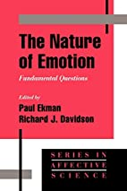 The Nature of Emotion: Fundamental Questions…