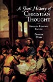 Urban, Linwood: A Short History of Christian Thought