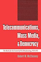 Telecommunications, Mass Media, and…