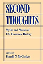 Second Thoughts: Myths and Morals of U.S.…