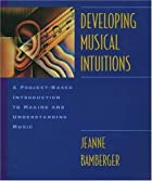 Developing Musical Intuitions: A…