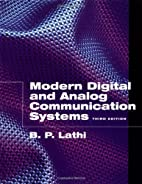 Modern Digital and Analog Communication…