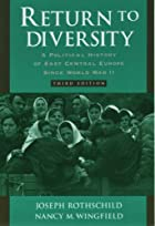Return to Diversity: A Political History of…
