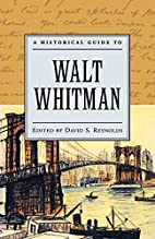 A Historical Guide to Walt Whitman…