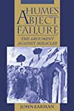Earman, John: Hume's Abject Failure: The Argument Against Miracles