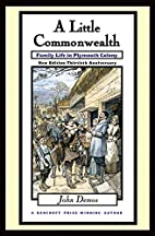 A Little Commonwealth: Family Life in…