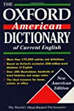 [???]: The Oxford American Dictionary of Current English