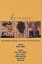 Herencia: The Anthology of Hispanic…