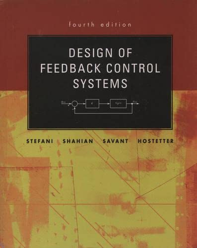 design-of-feedback-control-systems-oxford-series-in-electrical-and-computer-engineering