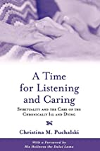 A Time for Listening and Caring:…