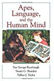 Taylor, Talbot J.: Apes, Language, and the Human Mind