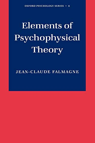 elements-of-psychophysical-theory-oxford-psychology-series