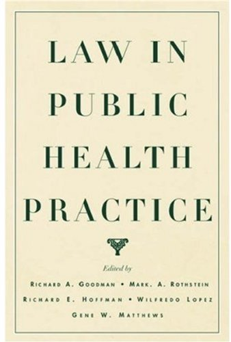 law-in-public-health-practice