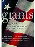 American Council of Learned Societies: Invisible Giants: 50 Americans That Shaped the Nation but Missed the History Books