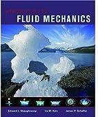 Introduction to Fluid Mechanics: includes CD…