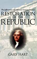 Restoration of the Republic: The…