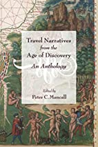 Travel Narratives from the Age of Discovery:…