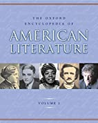 The Oxford Encyclopedia of American…