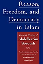 Reason, Freedom, and Democracy in Islam:…
