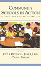 Community Schools in Action: Lessons from a…